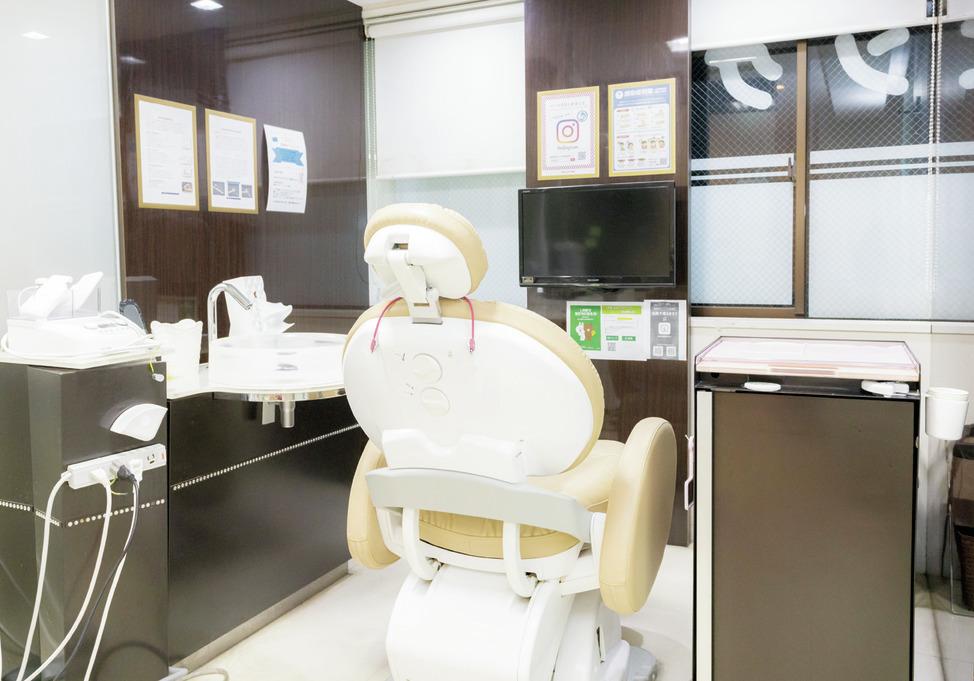 千葉県の(1)海岸歯科室または(2)KAIGAN DENTAL OFFICE こどもの歯医者さんまたは(3)海岸歯科 Oral Careの写真3
