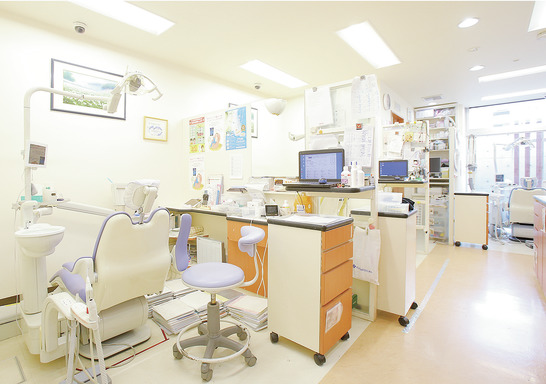 大阪府の西田歯科・矯正歯科の写真4