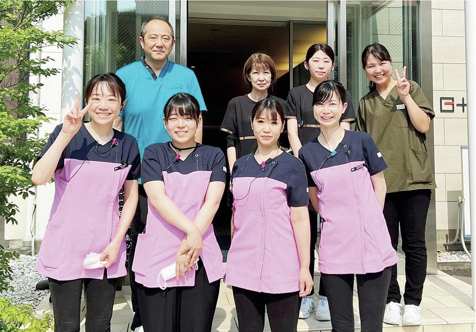 神奈川県の早野歯科医院の写真1