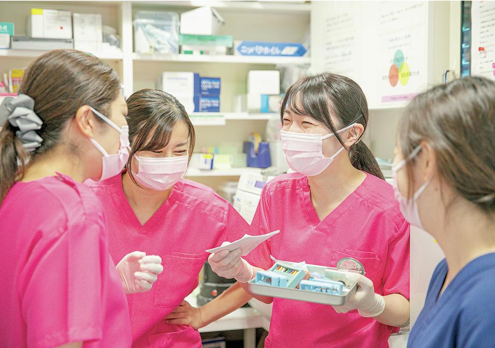 栃木県のみろ歯科の写真2
