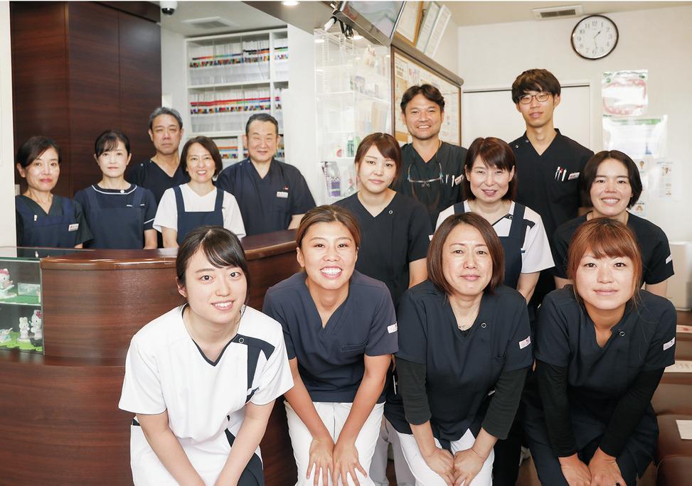 大阪府の堀内歯科医院の写真1