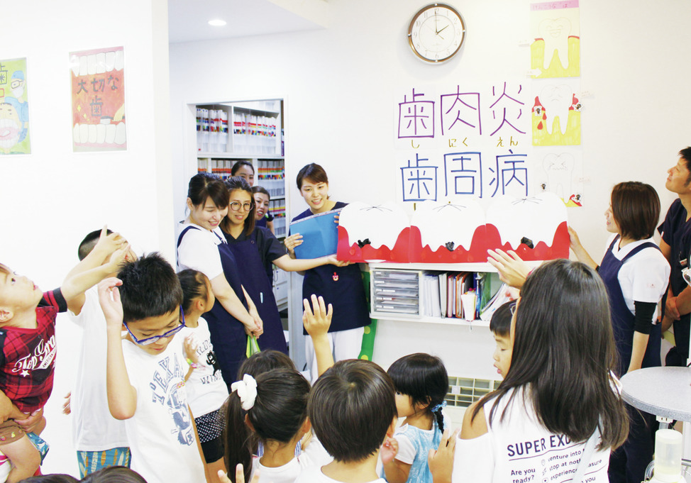 大阪府の堀内歯科医院の写真3