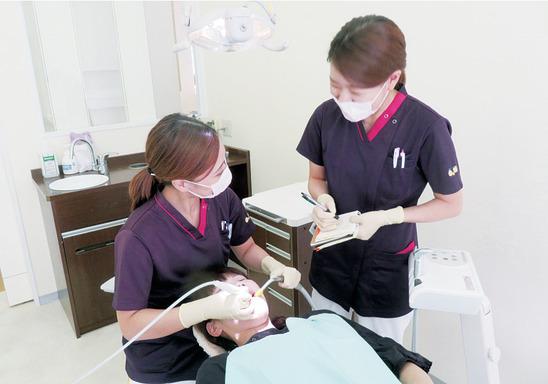 愛知県のおおつかファミリー歯科の写真2
