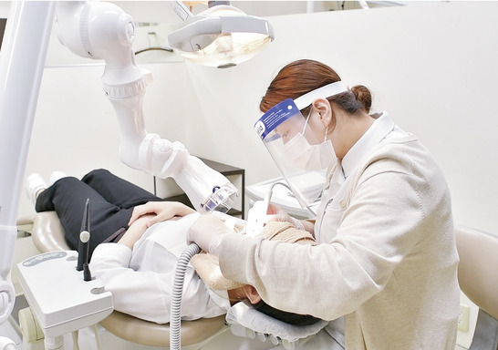 愛知県の高田歯科室の写真2
