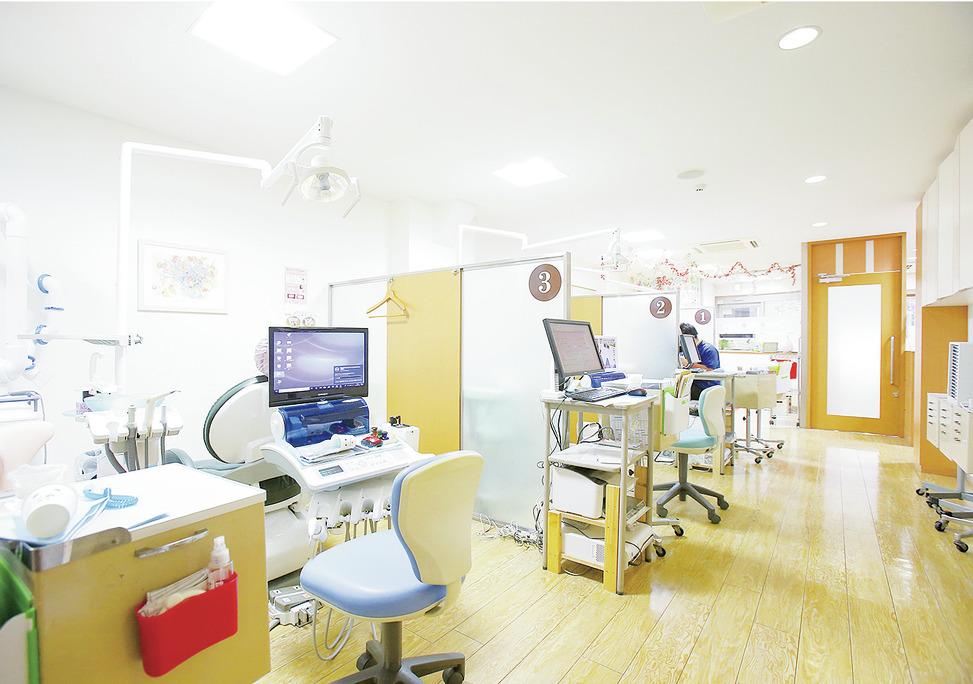 大阪府のもりかわ歯科 八尾本町診療所の写真3