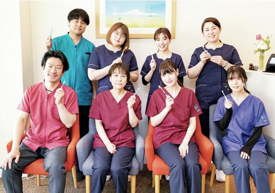 口腔から全身の健康を! 予防プラスαのDH業務