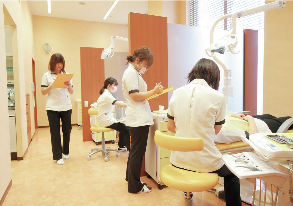 大阪府のたかぎ歯科クリニックの写真4