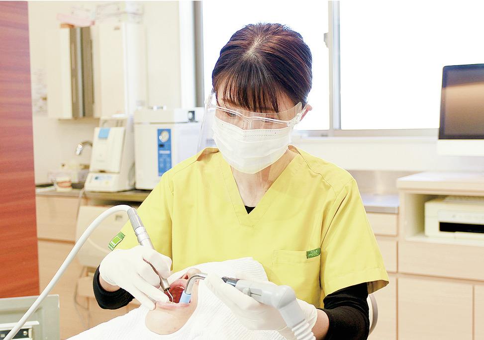 愛知県のタクミ歯科医院の写真2