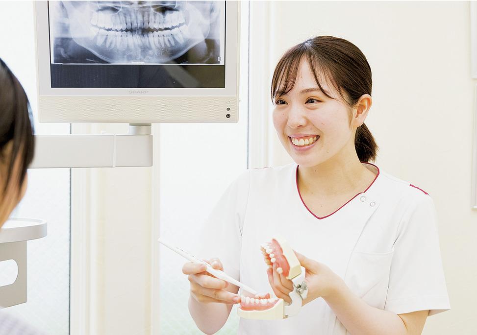 東京都のつきおか歯科医院の写真2