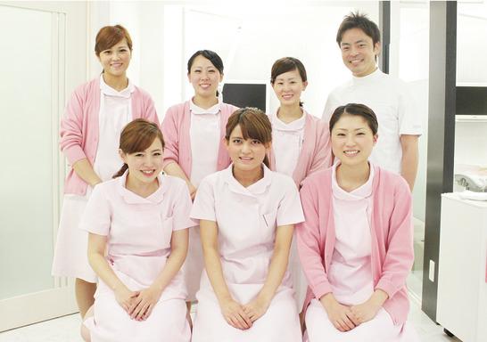 笑顔あふれる職場で、 予防中心に活躍しよう!