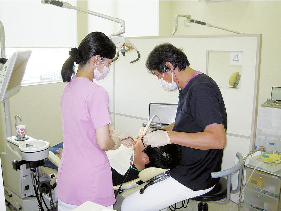 北海道のたばた歯科クリニックの写真2