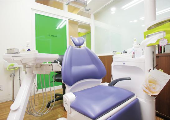 京都府のたかもり歯科医院 (ホワイトエッセンス京都西院店)の写真2