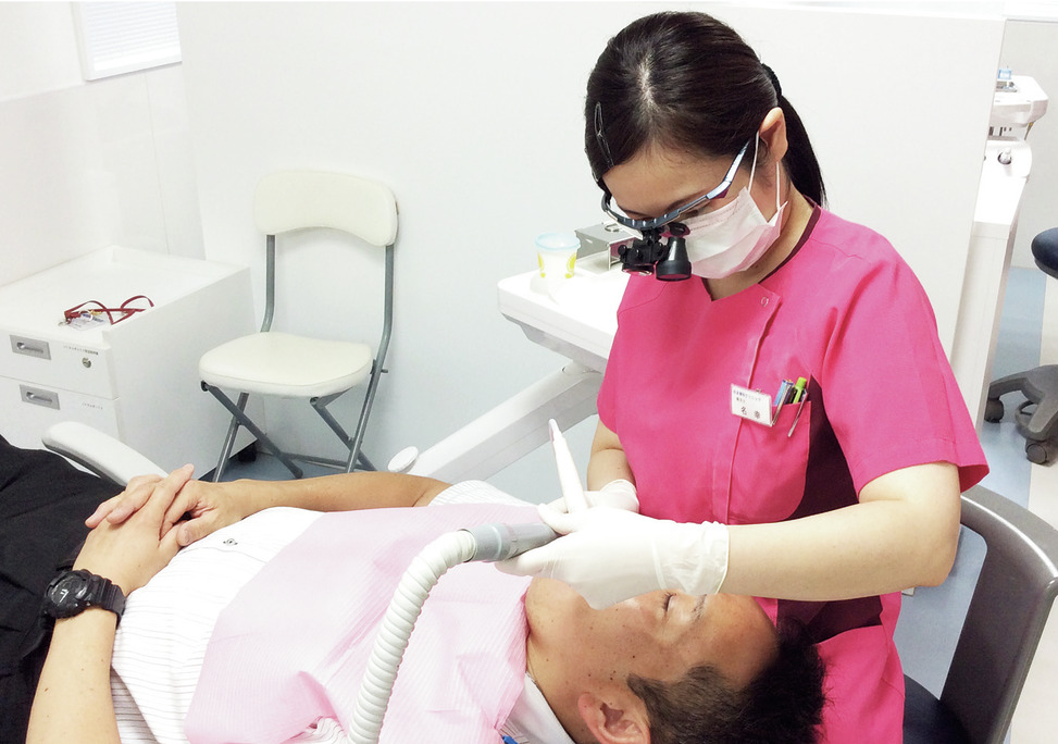 愛媛県の松友歯科クリニックの写真3