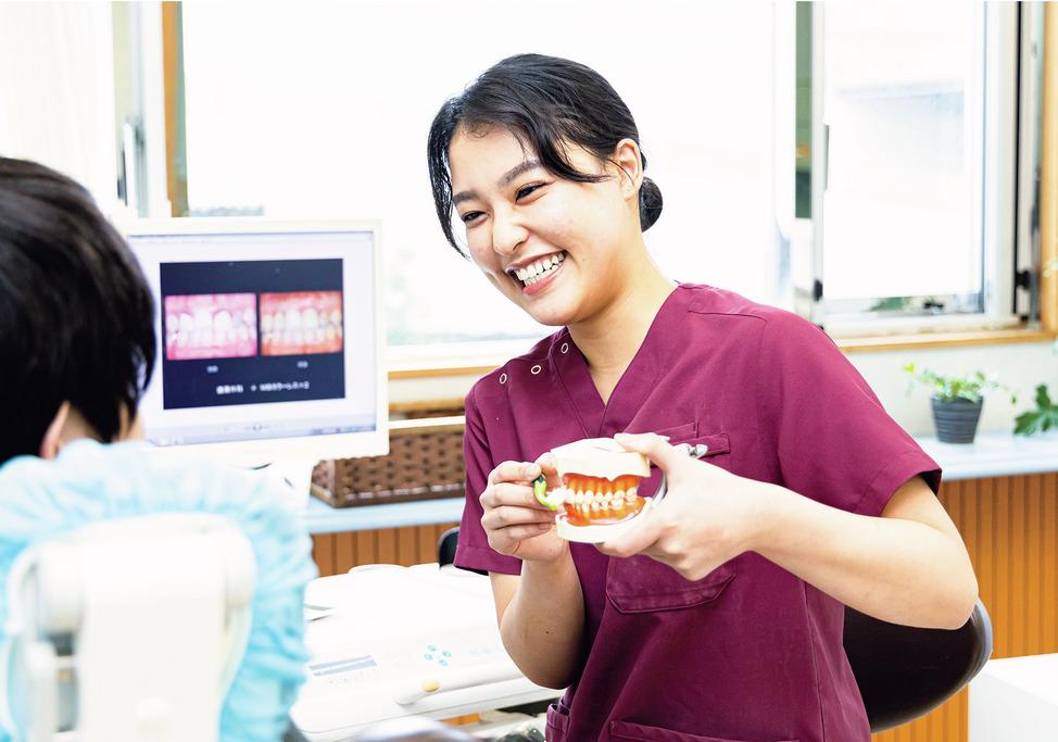 東京都の赤羽歯科の写真3