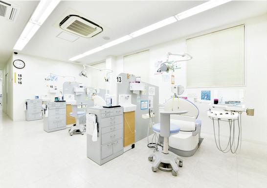 愛知県の伝治山歯科医院の写真4