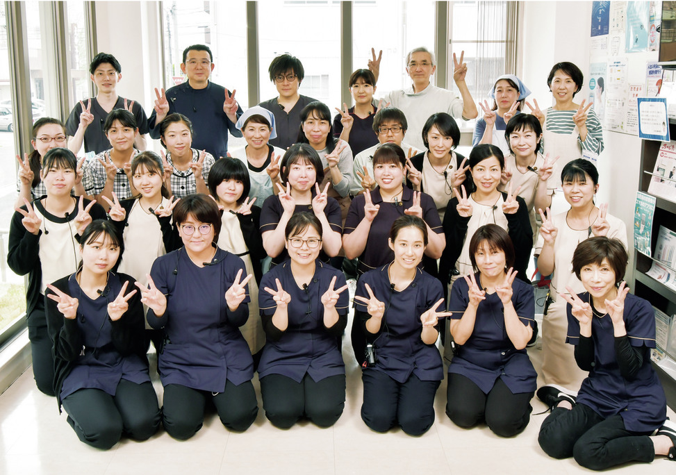 愛知県の伝治山歯科医院の写真1