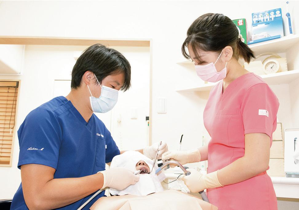 東京都の森歯科医院の写真2
