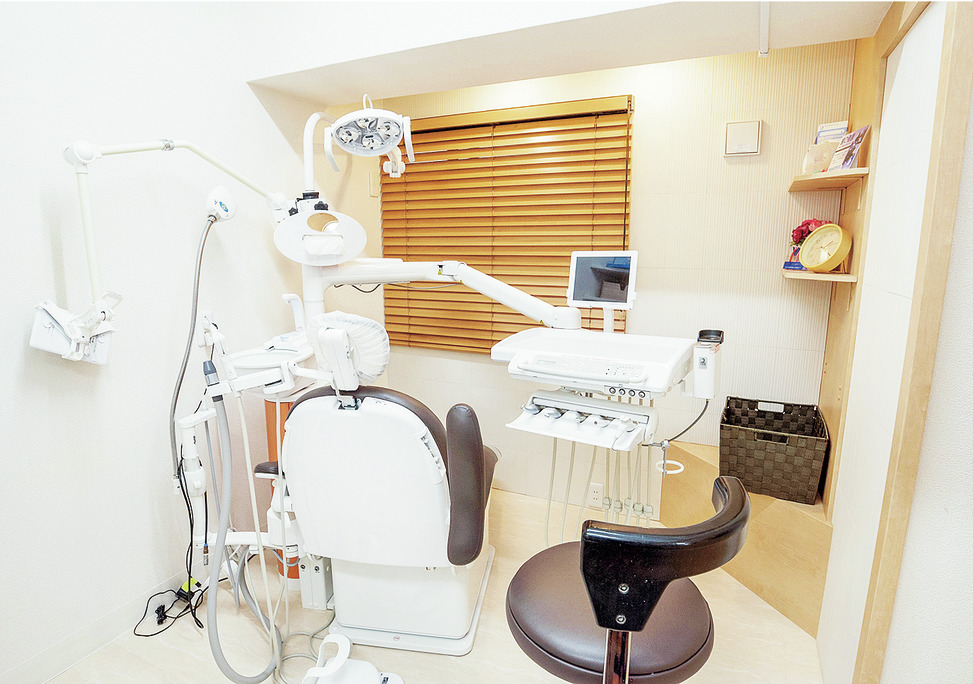 東京都の森歯科医院の写真4