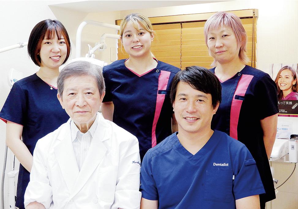東京都の森歯科医院の写真1