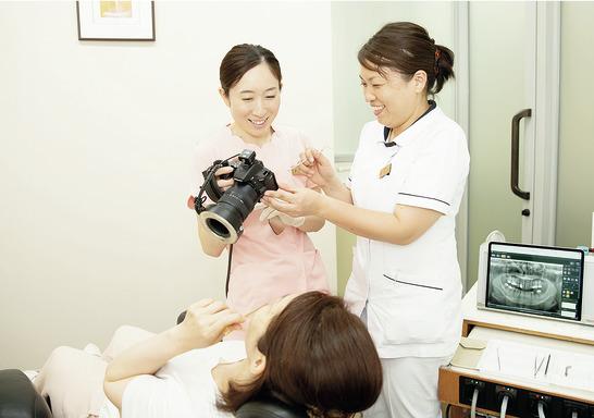 愛知県のハヤシ歯科診療所の写真3