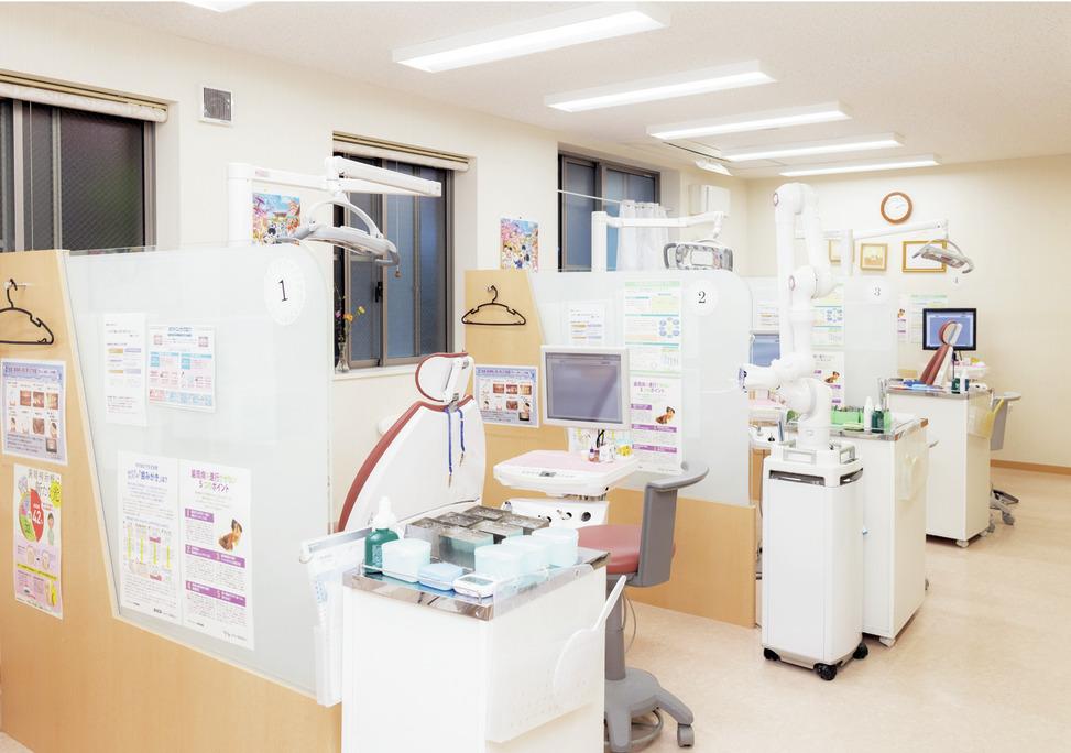埼玉県のいしはた歯科クリニックの写真3