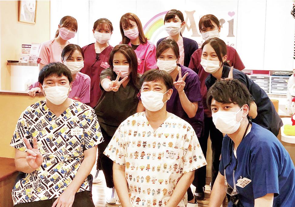 埼玉県の愛里歯科の写真1