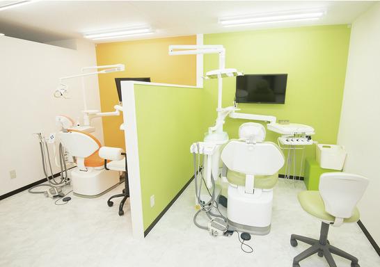 埼玉県の愛里歯科の写真2