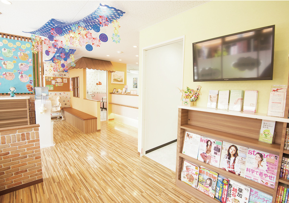 埼玉県の愛里歯科の写真3