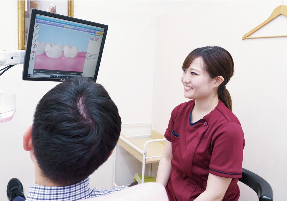 千葉県の森山デンタルオフィス・矯正歯科の写真3