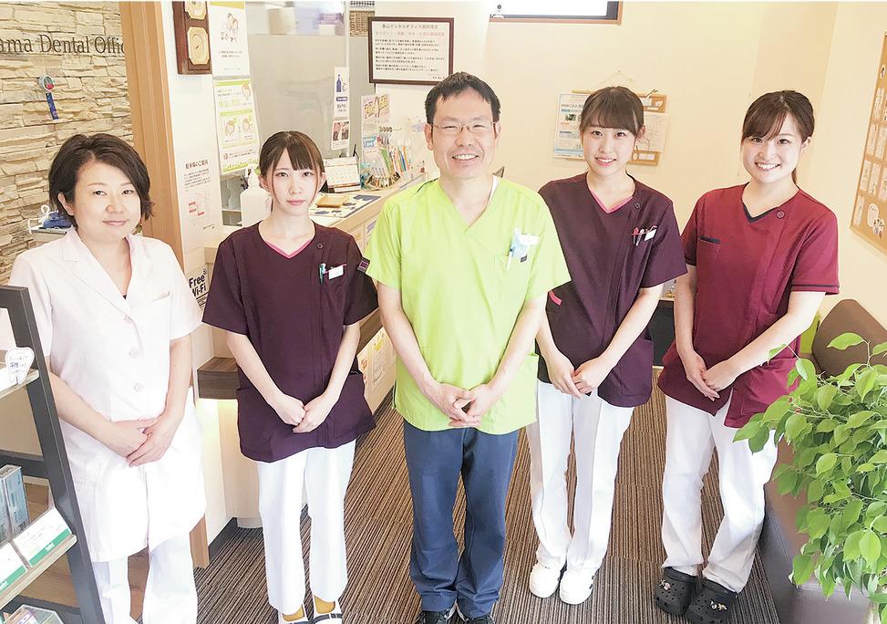 千葉県の森山デンタルオフィス・矯正歯科の写真1