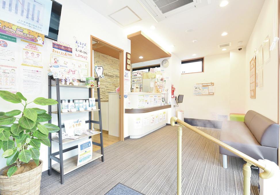 千葉県の森山デンタルオフィス・矯正歯科の写真4