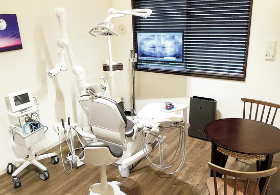 神奈川県のきらきら・やすだ歯科の写真3