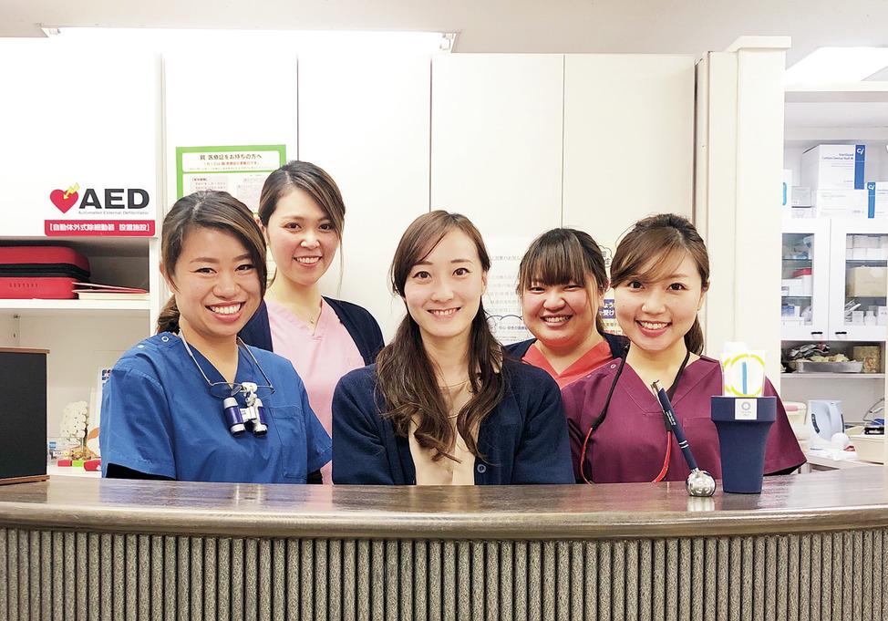 東京都の日本橋 あみ歯科の写真1