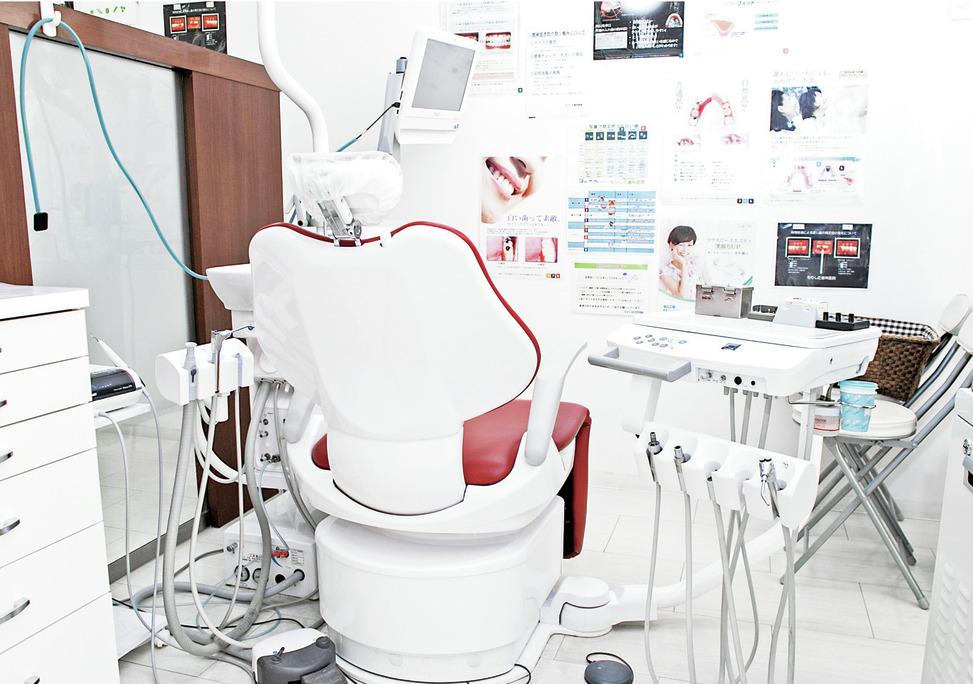 兵庫県のもりした歯科医院の写真2