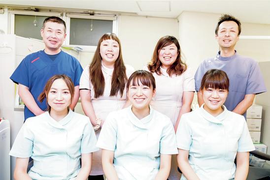 小田原で50年の診療実績! 新卒から大きく成長しよう