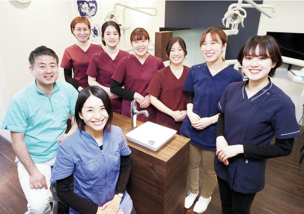 東京都のあおぞら歯科の写真1