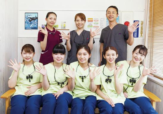 先輩DHは新卒入職多数! 湘南茅ヶ崎を予防で健康に