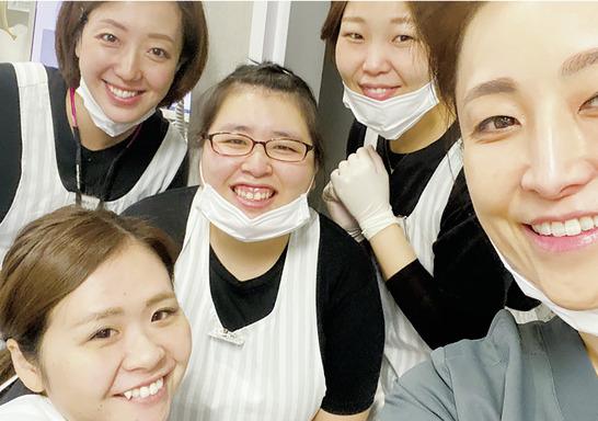 口腔の健康と美容を支える 前向きな診療で活躍!