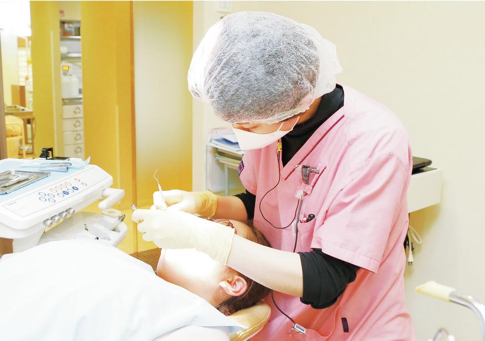 京都府の小幡歯科クリニックの写真1