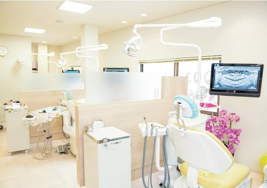 東京都の(1)アイリス歯科クリニックまたは(2)アーチ歯科クリニックの写真2