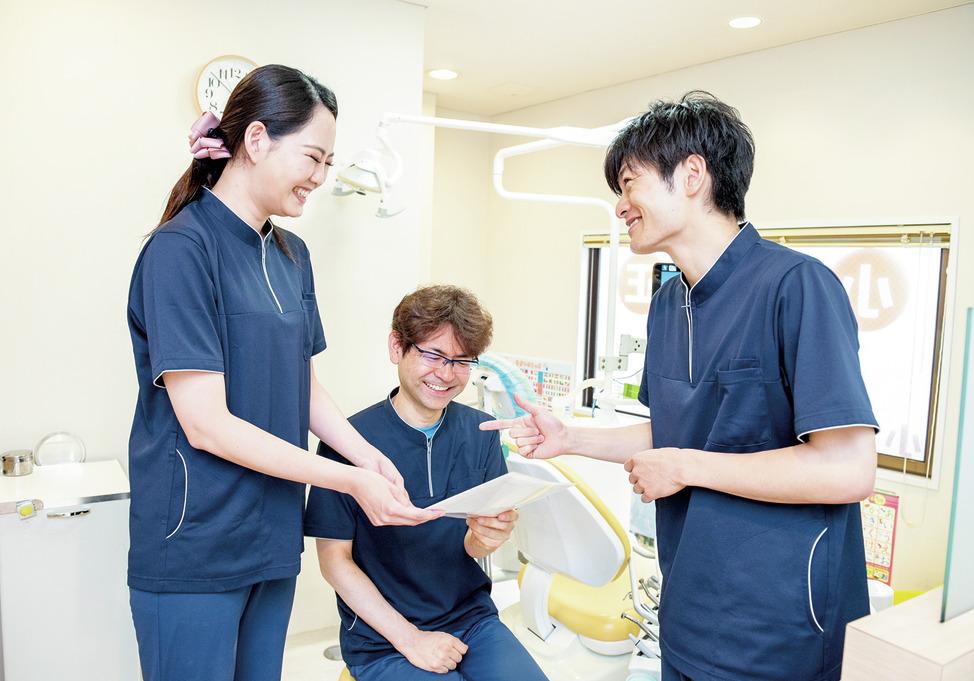 東京都の(1)アイリス歯科クリニックまたは(2)アーチ歯科クリニックの写真4
