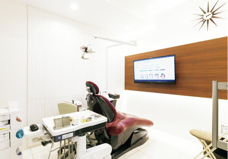 大阪府のクレモト歯科なんば診療所の写真4
