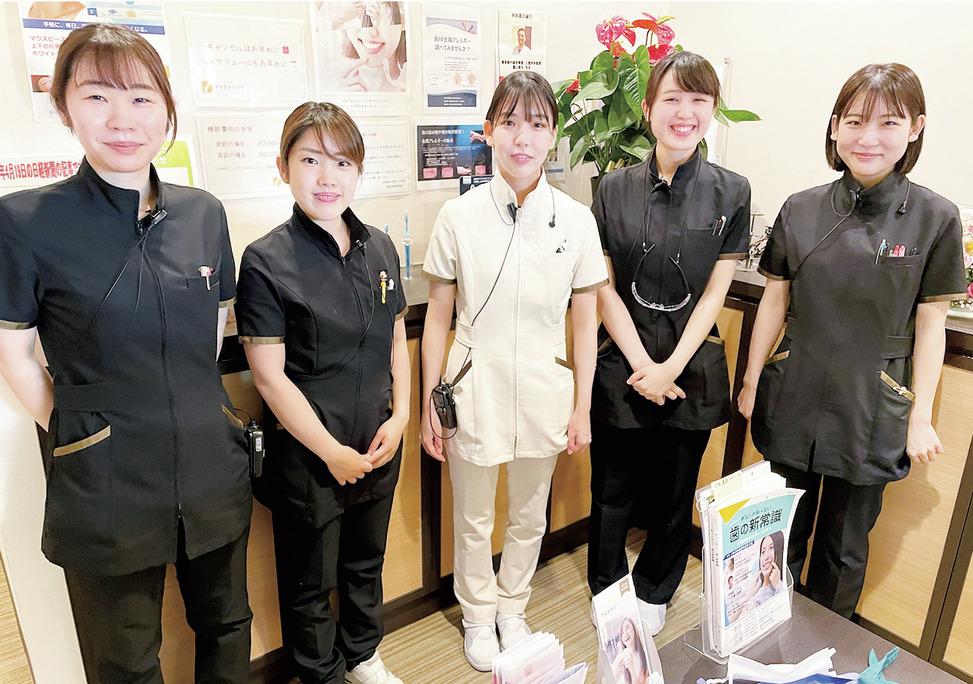 東京都の横須賀歯科医院の写真1
