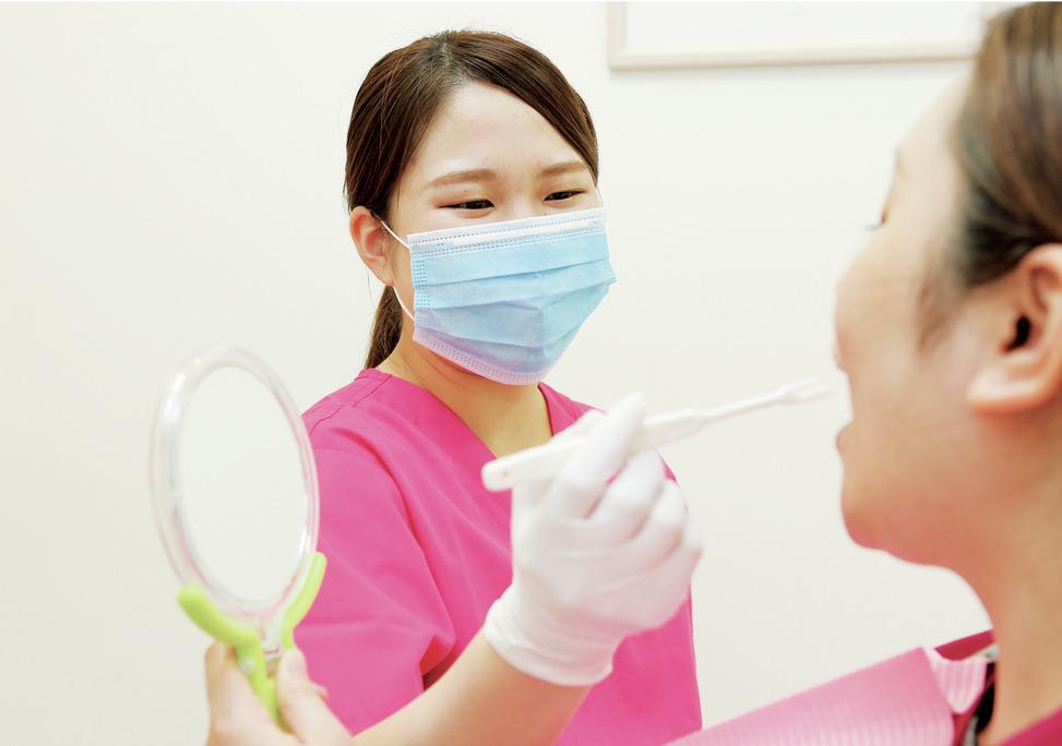 京都府の福地歯科医院の写真2