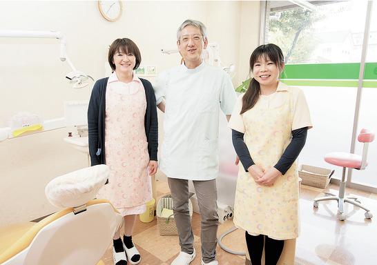 鷹ノ巣歯科室