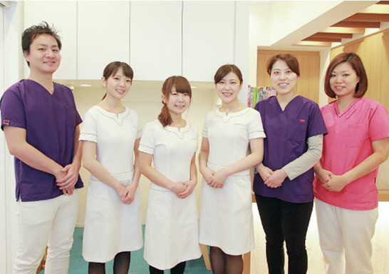 東京都のL歯科クリニックの写真1