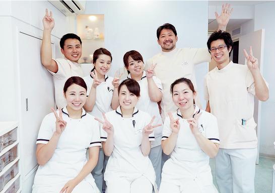 産育休取得実績あり! 個性を大切にする医院