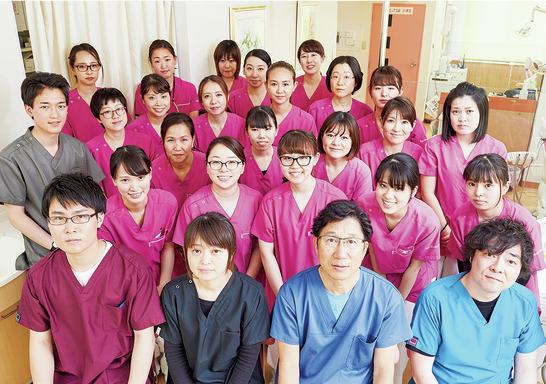 医療法人社団 東慶会 ①多賀歯科医院/②小宮歯科クリニック