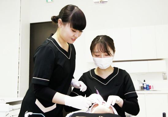 兵庫県の(1)明石アップル歯科または(2)三宮アップル歯科または(3)加古川アップル歯科の写真2