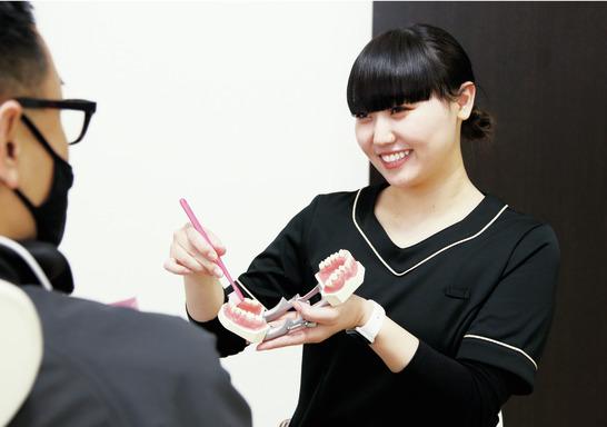 兵庫県の(1)明石アップル歯科または(2)三宮アップル歯科または(3)加古川アップル歯科の写真3